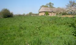 Une maison du XVIIIe siècle à la lisière des marais