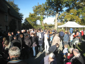 Record d'affluence à la Maison des Marais de Marchésieux